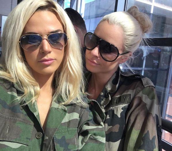 Lana & Maryse
