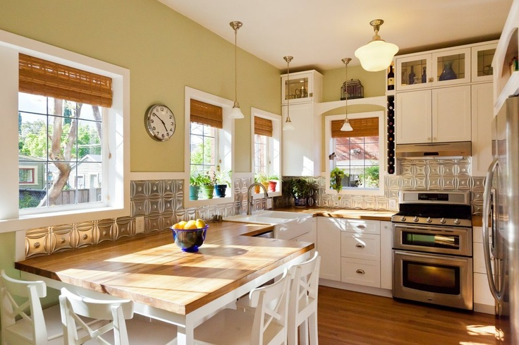 1920s home california bungalow style 1920s pinterest for 1920s style kitchen cabinets