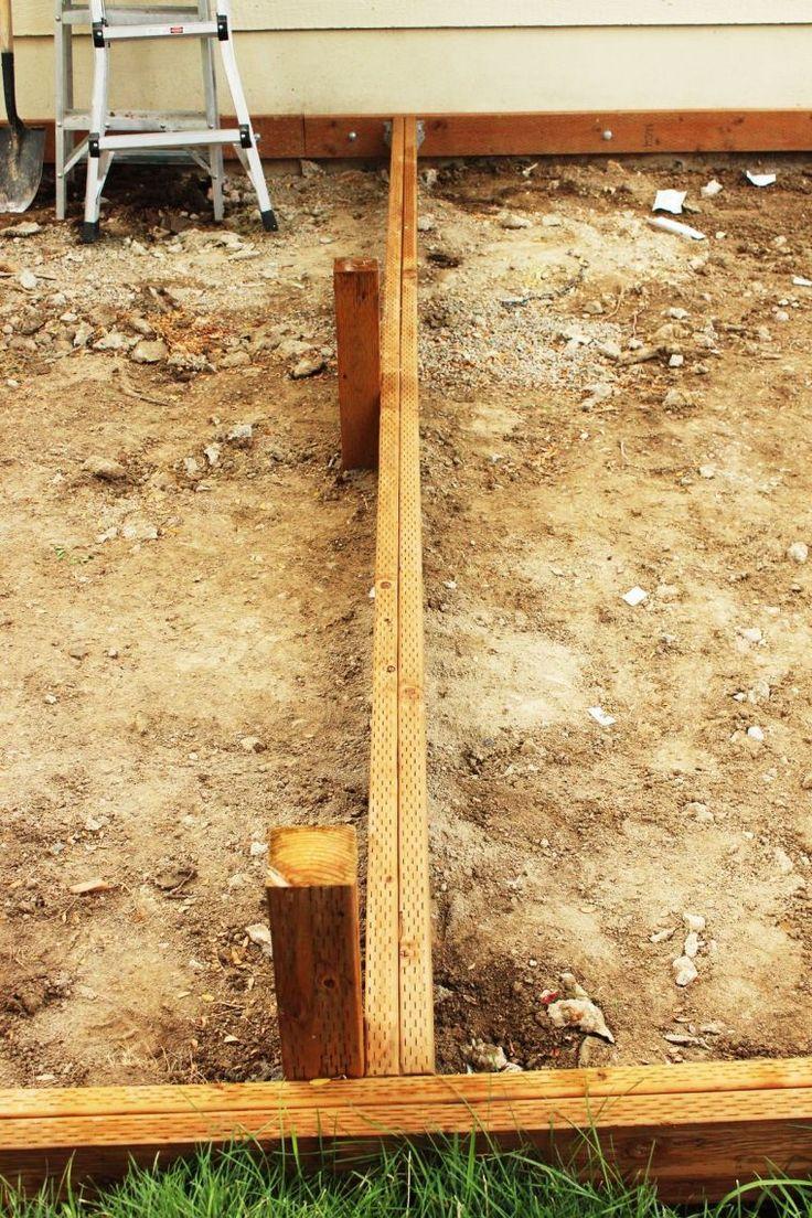 fabrication terrasse bois comment r aliser une structure terrasse avec pergola id es maison. Black Bedroom Furniture Sets. Home Design Ideas