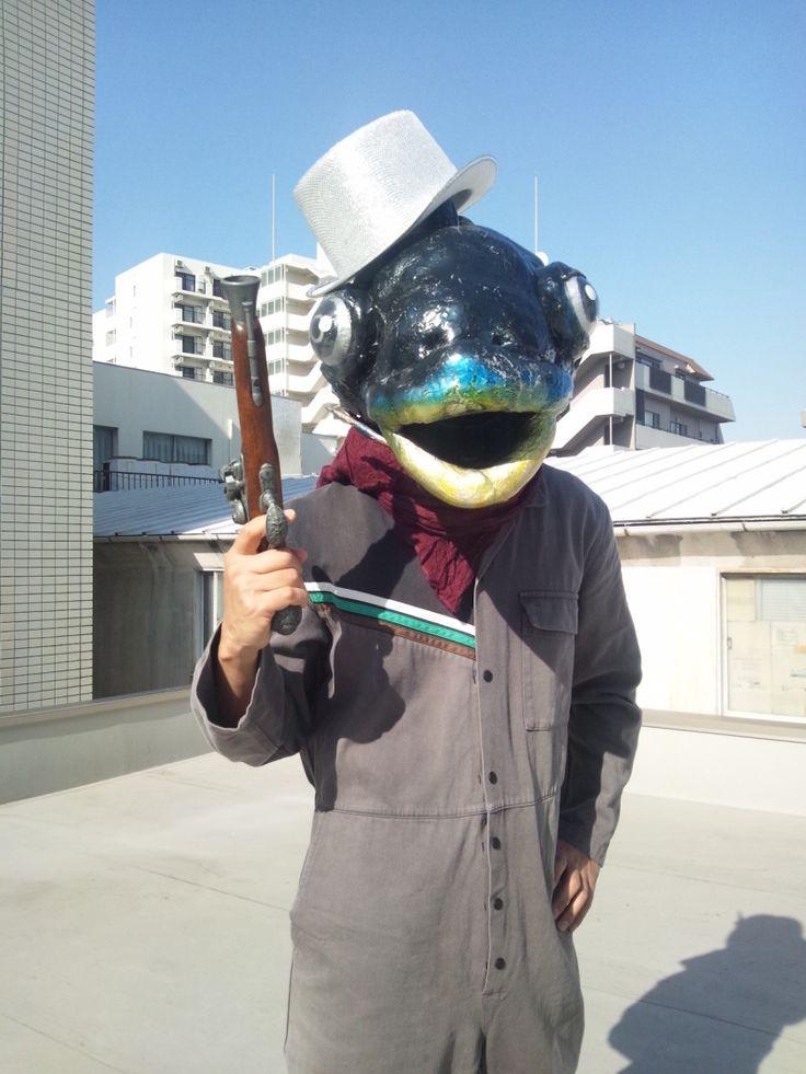 『誰かに狙われてるような…?なのだ!の巻』http://ameblo.jp/hangyo-kun/entry-11845719652.html