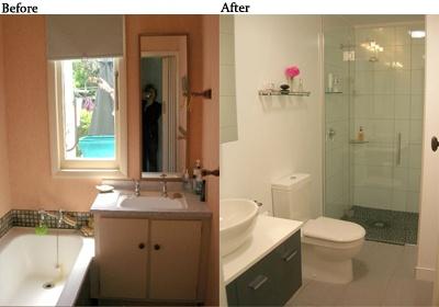 Walk in shower small bathroom design bathroom - Walk in shower for a small bathroom ...