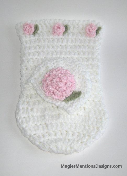 342 best Crochet: Cocoons images on Pinterest   Baby cocoon, Crochet ...