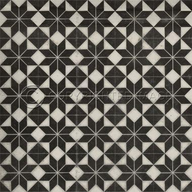 VINYL Floor cloth (idea for covering ugly floor somewhere/someday Pattern 20 Stargazer no border Squares