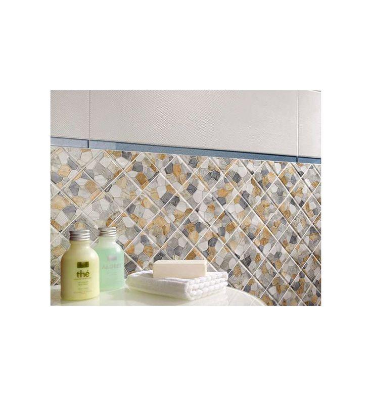 Mosaik - Kakelmonster | Mosaik Sueh Vit 4x4 31.6x31.6