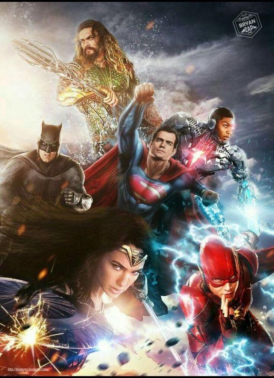 Justice League wallpaper #JusticeLeague #Dccomics #cosplayclass #art
