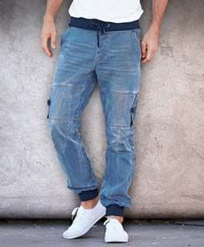 Redhill college jeans fra Sportmann.no