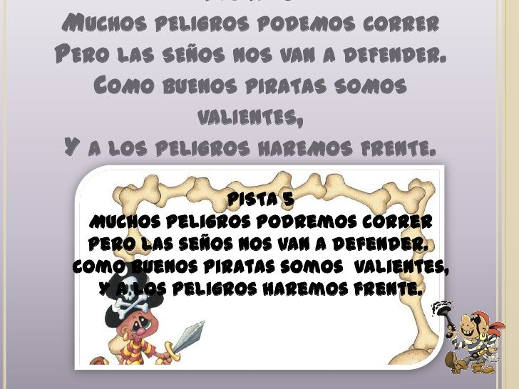 Gymkana pirata