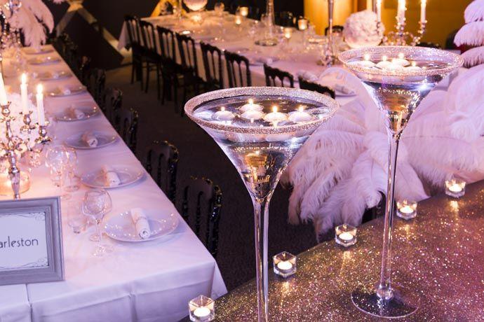 Gatsby Vase Martini