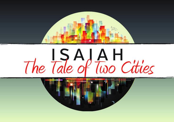 Graphic for Isaiah sermon series