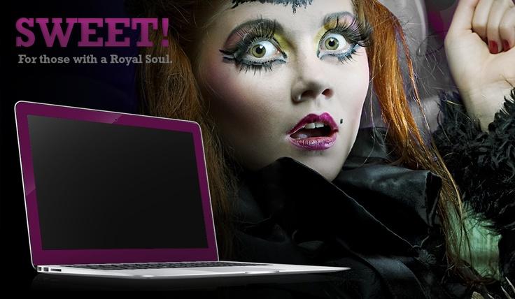 Precious™ Skins | Royal Cyclamen MacBook Air's