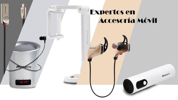 Expertos en accesorios moviles de España #madrid #españa #accesorios #movil #auriculares #altavoces #cableusb #cable #powerbank