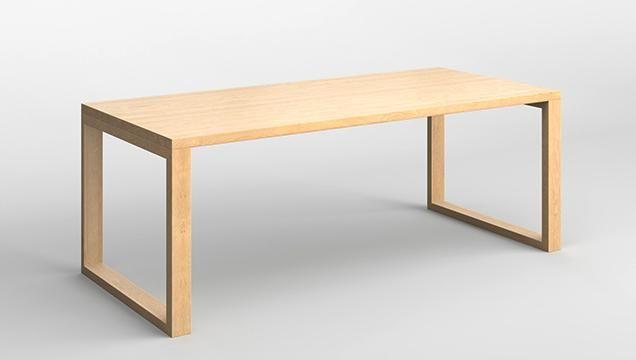 1000 ideas about holztisch massiv on pinterest. Black Bedroom Furniture Sets. Home Design Ideas