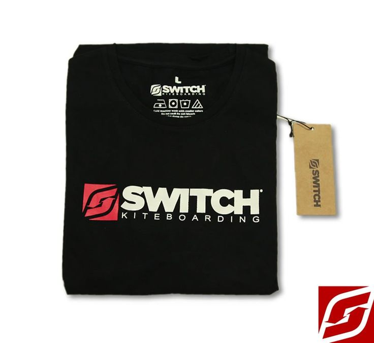 T Shirt - Switch Logo Alpha - Apparel - Accessories - Spare Parts