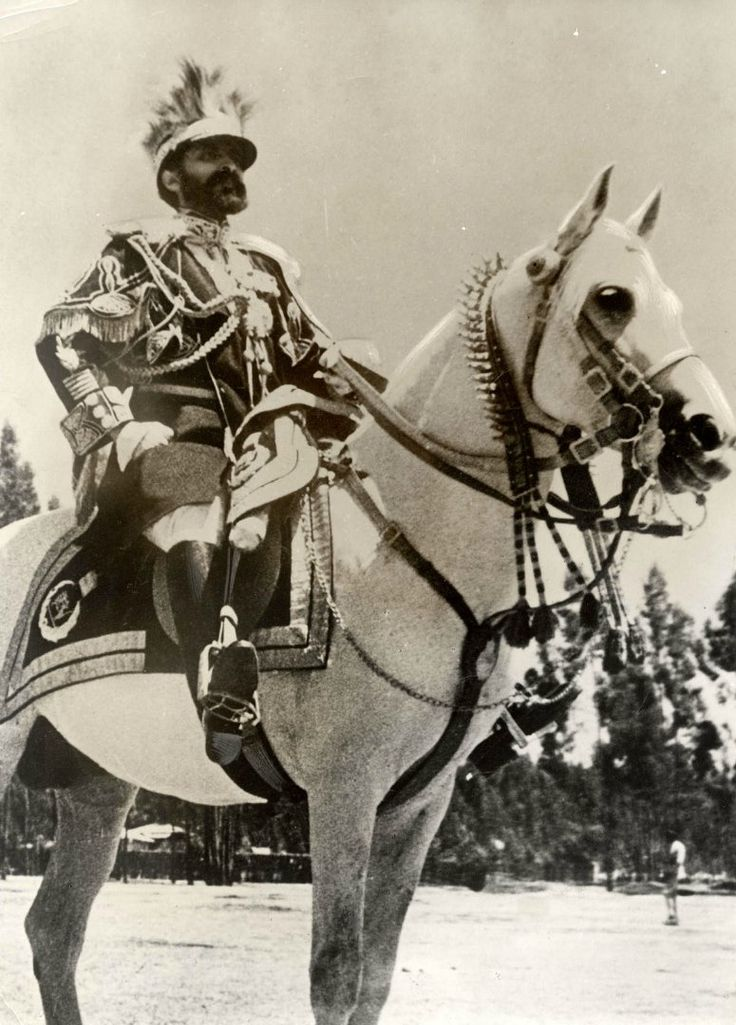 Haile Selassie | Rastafari | Pinterest