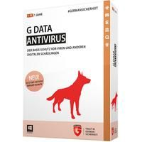 G DATA Antivirus 2015 1u 1Y DE (71904)  Basic protection against viruses and other malware How security should be: G DATA ANTIVIRUS reliably protects your PC against viruses - and your personal data during online banking transactions and shopping trips. So you no longer have to worry about the most common threats. New in this version of Antivirus is comprehensive exploit protection. This also safeguards your PC against malware that targets and exploits security vulnerabilities in your…