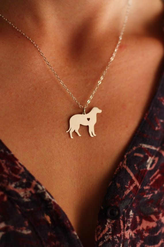 SALE Personalized Dog Jewelry Labrador Necklace Labrador Retriever Jewelry Silver Dog Necklace  Pendant Christmas Gifts #Affiliate
