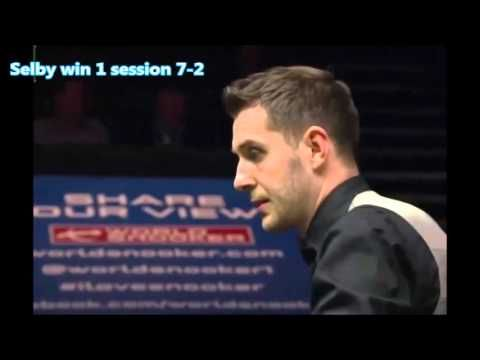 SNOOKER TV - Review 1 round 3 day of the World Championship 2016