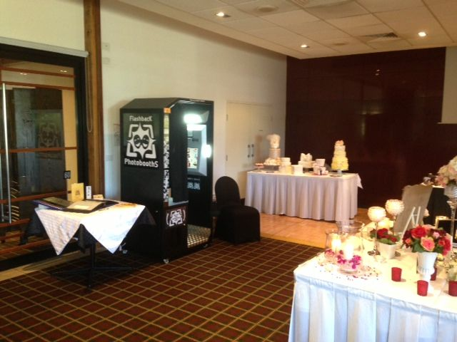 North Lakes Golf Club Wedding Open Day 11 Aug 2013.