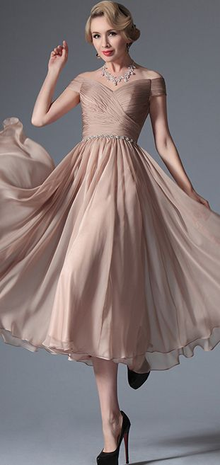 Best 25+ Tea length cocktail dresses ideas on Pinterest