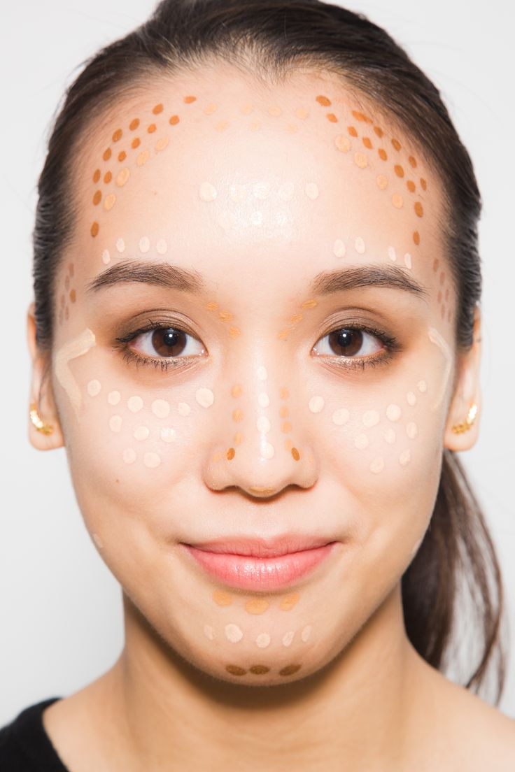 17 Best Ideas About Contouring Oval Face On Pinterest