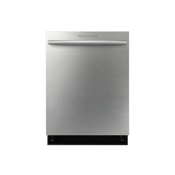 Samsung DW80F800 Semi-Integrated Dishwasher with StormWash™ Stainless Steel Dishwashers Dishwasher Built-In
