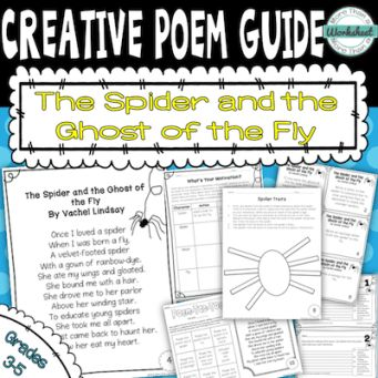 Spider and the Ghost of the Fly Poem Pack