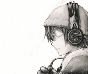 Image Result For Boy With Headphones