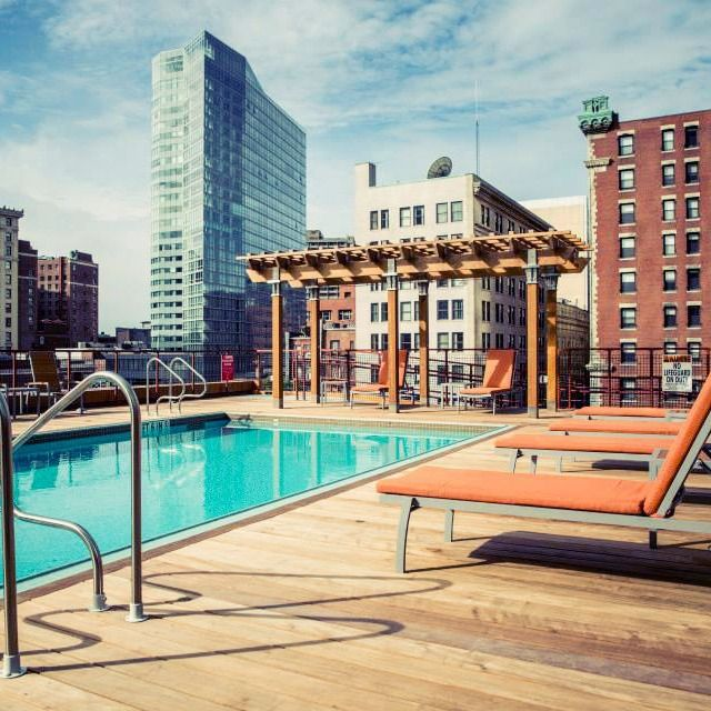 We 39 Re Ready For Summer At The Kensington Our Skydeck Pool Is Perfect For Lounging Or Swimming