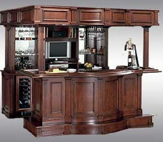 Presidential Home Bar