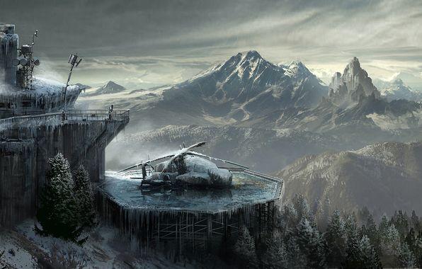 Fotoğraf yükselişi duvar kağıdı resimleri: tomb raider, lara croft …