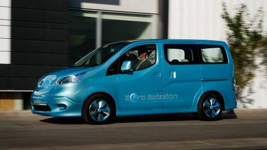 The first all electric minivan