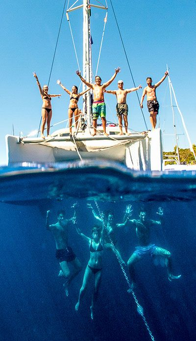 Seven-day sailing holidays for the young, wild and free. Pick a week, book a yacht or cabin and follow the sun to Croatia, Greece, Italy, British Virgin Islands or Thailand.