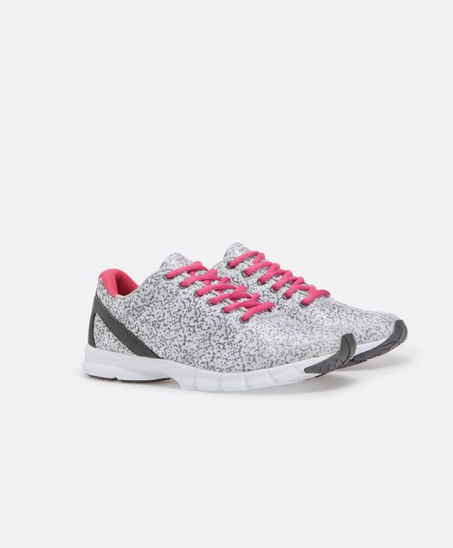 Oysho pixeled sneakers - OYSHO