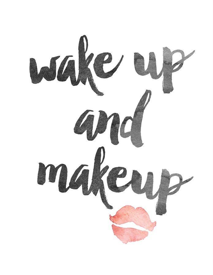 Makeup Quotes: 25+ Best Ideas About Makeup Quotes On Pinterest