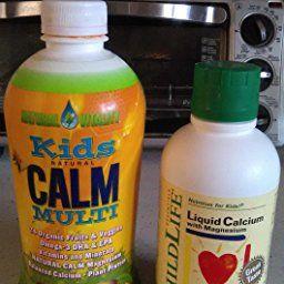 Amazon.com: Customer reviews: Natural Vitality Kids Calm Multi (Organic Fruity Splash Flavor, 30oz)