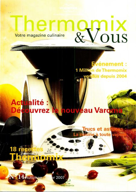 Thermomix & Vous Nº 14                                                                                                                                                                                 Plus