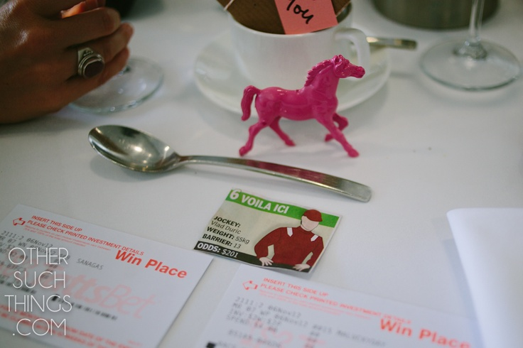 Melbourne Cup Luncheon at Majestic Roof Garden Hotel. Photo by Other Such Things.