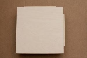 Maple Sprung Floor Sample