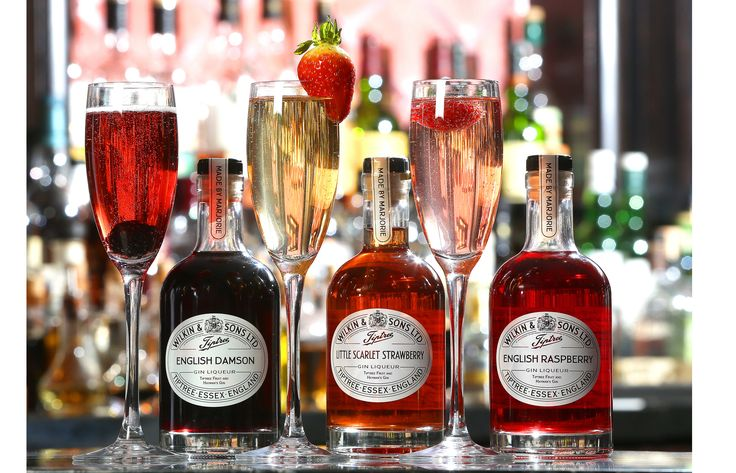 Win a trio of Tiptree Fruit Liqueurs... #WinGoodThings
