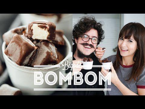 BOMBOM DE SORVETE ESKIBON aka bombom gelado coberto de chocolate   O BIGODE NA COZINHA   Dani Noce - YouTube