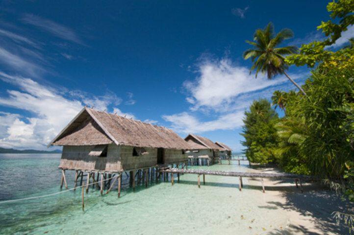 Pulau Karimunjawa di Jepara, Jawa Tengah
