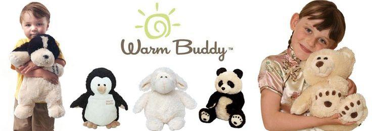 Warm Buddy Warm-Up Animals, Heat Wraps, Heat Packs | Warm Buddies