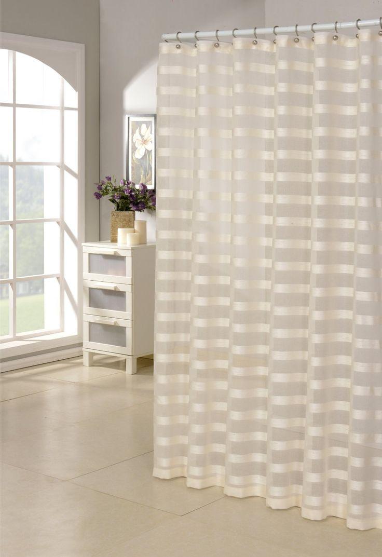 Ba bathroom curtains at sears - Duck River Textiles Capri Faux Linen Shower Curtain