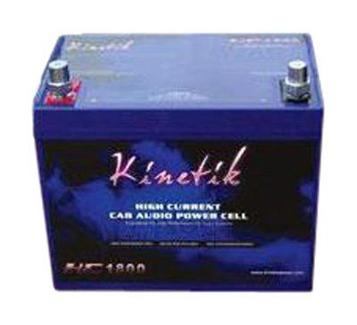 Kinetik HC1800 1900A High Current Power Cell Car Audio Battery