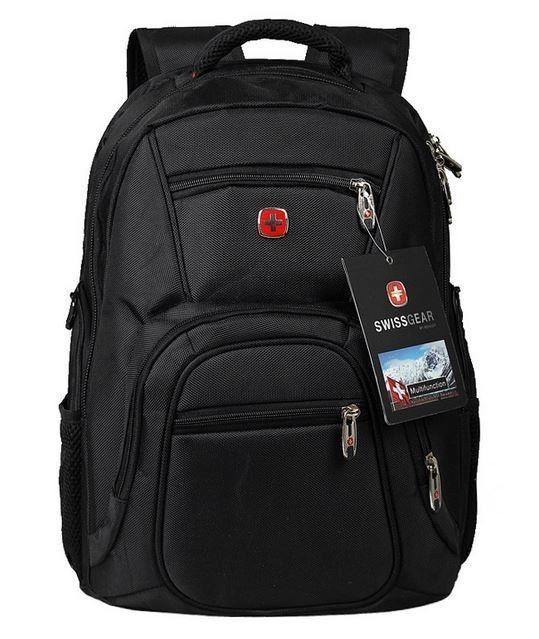 SwissGear laptop backpack men luggage travel bags multifunction outdoor pack #Wenger #Backpack
