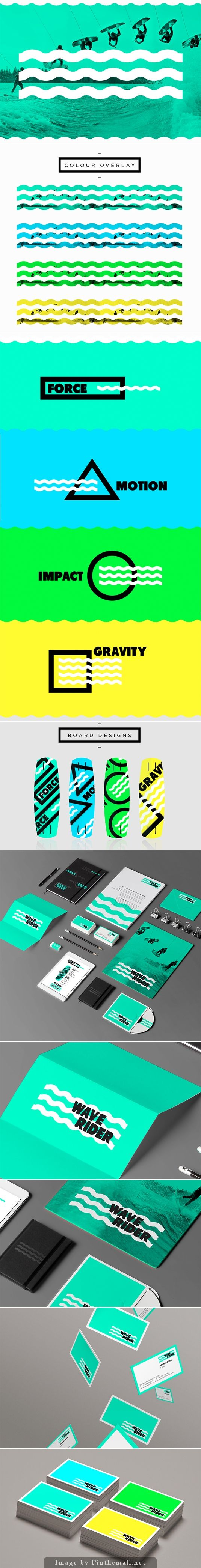 Wake boarding branding makes a splash by Jonathan Quintin