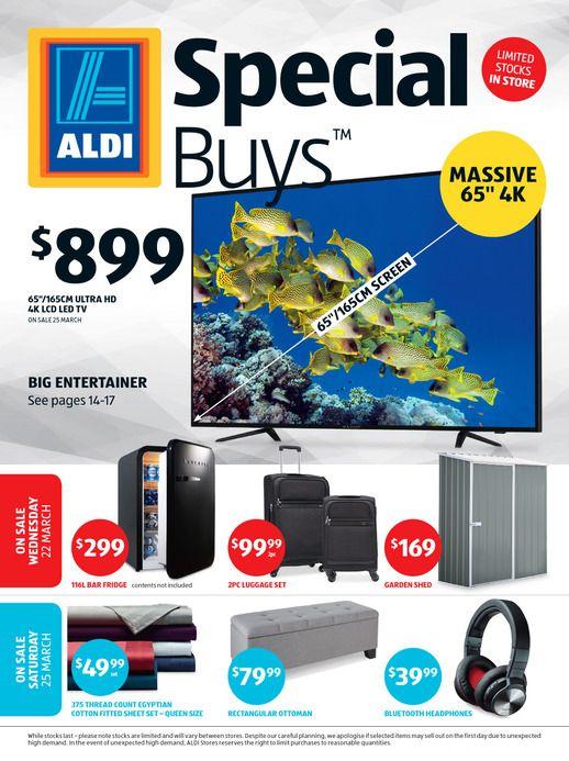 Aldi Catalogue Specials Week 12, 22 - 28 March 2017 - http://olcatalogue.com/aldi/aldi-australia-specials.html