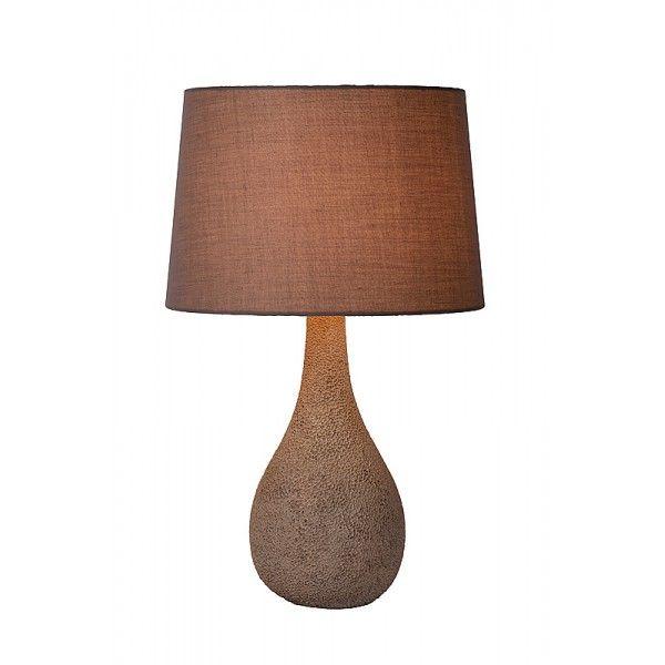 Polli H40 cm - Lucide - kolor brązowy