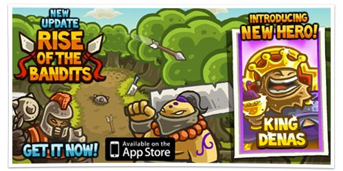 New update rise of the bandits!