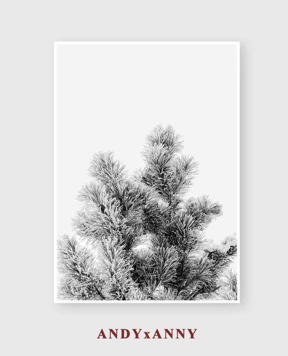 Scandinavian Print Pine Tree Print Black And White Poster Etsy In 2020 Pine Tree Art Tree Art Tree Print
